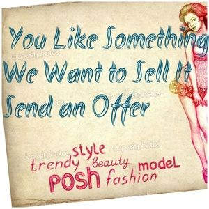 Offers .. Make one and we can work it out